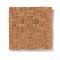 Dual Weave Linen Saffron