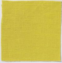 Plain Weave Linen Chinese Yellow