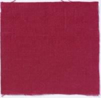 Plain Weave Linen Crimson
