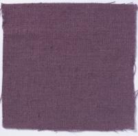 Plain Weave Linen Plum