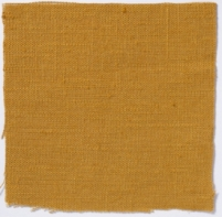 Plain Weave Linen Saffron