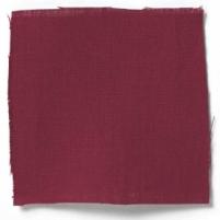 Plain Weave Linen Volga Red