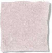 Plain Weave Linen Tea Rose