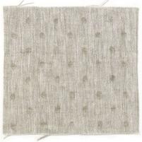 Spot Linen Natural White Reverse