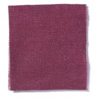 Upholstery Heavy Linen Plain Weave Volga Red
